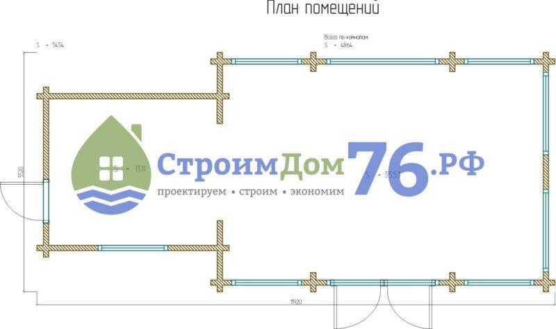 Проект БЕСЕДКА СДК-24
