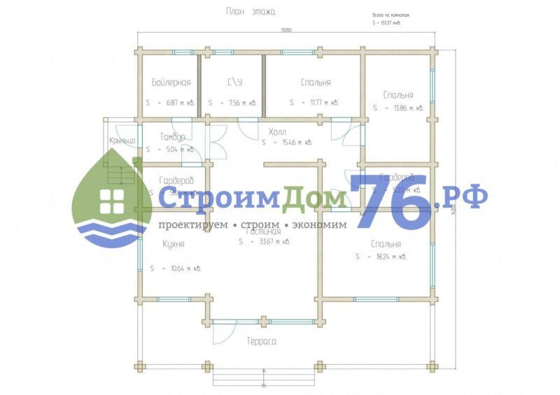 Проект СДК-13