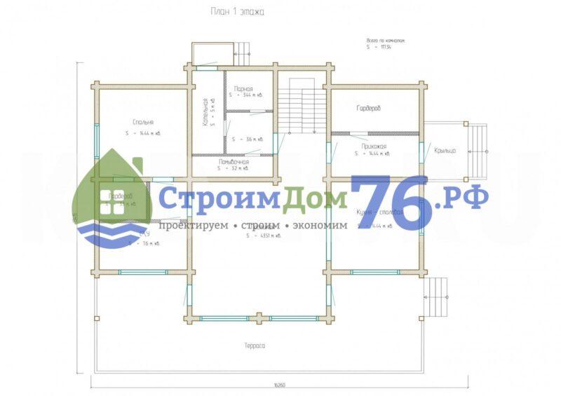 Проект СДК-16