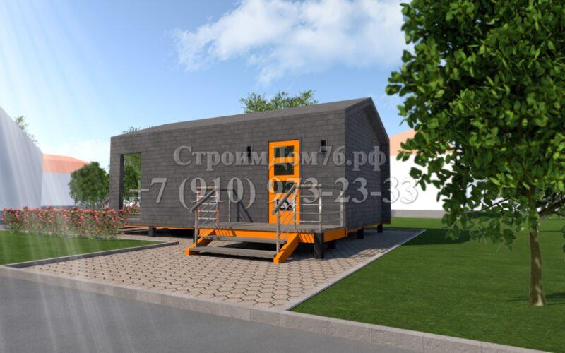 Проект дома С2