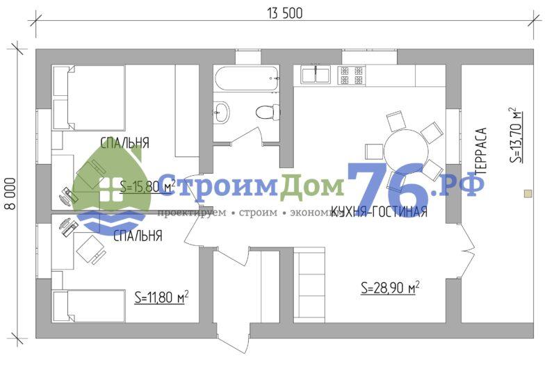 Проект С-291