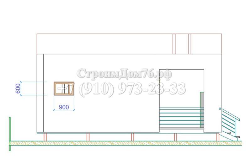 Проект дома С1