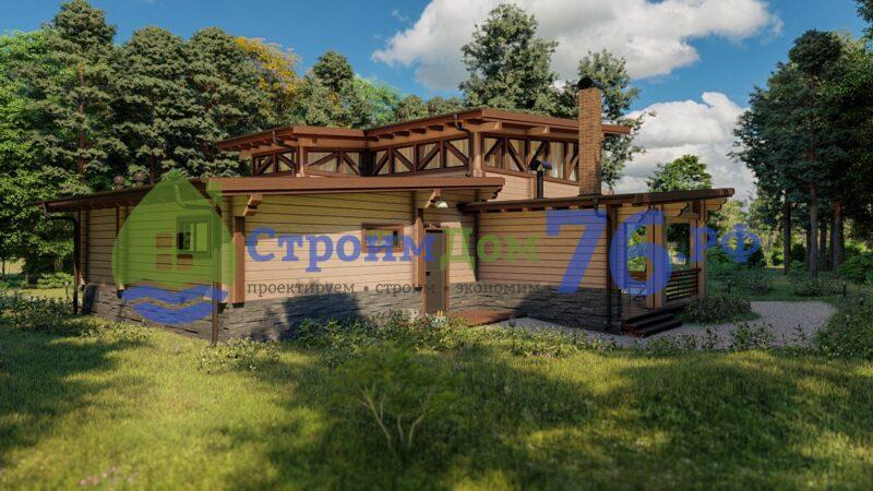 Проект - Баня СДК-26
